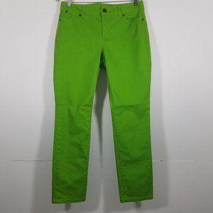 Talbots Signature Slim Ankle Petite Jeans 8p/29